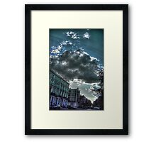 Cloud Australia Framed Print