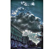 Cloud Australia Photographic Print