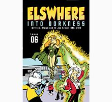 Into Dorkness Cover From Elsewhere Long Sleeve T-Shirt