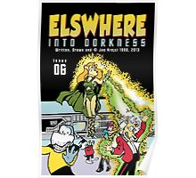 Into Dorkness Cover From Elsewhere Poster