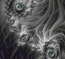 Fractal Elegance by Ann Garrett