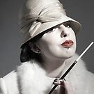 smoking gal...... by wendys-designs