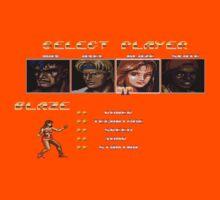 Streets of Rage 2 – Select Blaze Kids Tee
