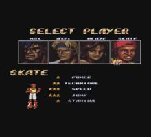 Streets of Rage 2 – Select Skate by PonchTheOwl