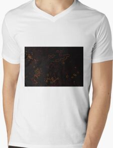 abstract background for texture Mens V-Neck T-Shirt