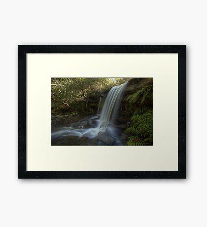 Girakool HDR Framed Print