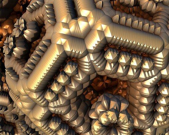 Metallic Math by Lyle Hatch