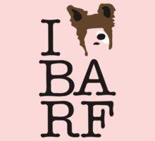 I Heart BA RF Kids Clothes
