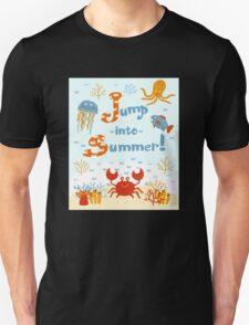 Jump into summer! T-Shirt