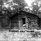 Tennessee's Only Saloon by © Brady-Hughes- Beasley Archives