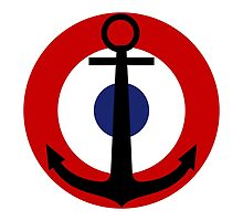 French Naval Aviation - Roundel by wordwidesymbols