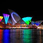Sydney Opera House 2 | Vivid Sydney 2011 by Bill Fonseca