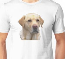 Yellow Lab Faithful Friend Unisex T-Shirt