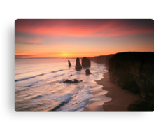 The Magnificent Twelve Apostles Canvas Print