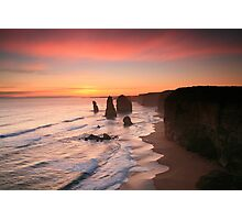 The Magnificent Twelve Apostles Photographic Print