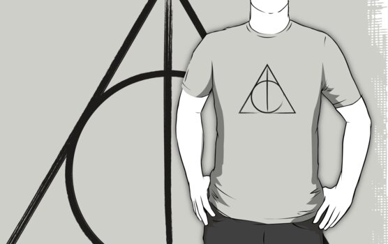 The Deathly Hallows by wittytees