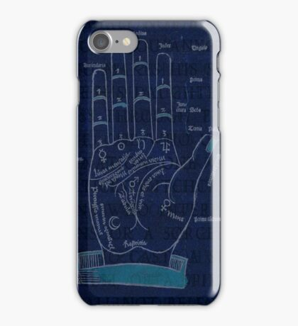 Manus Magus iPhone Case/Skin