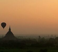Bagan Panorama by SerenaB