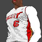 """Progress on """"LeBron James returns to Cleveland"""" piece by Watson  Mere"""