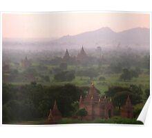 Evening Mist Poster