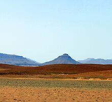 Namibian desert by Antionette