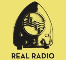 Real Radio - Light by destinysagent