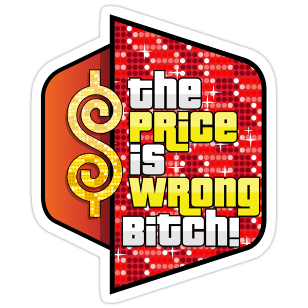 The Price is Wrong! by Summo13