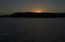 Thousand Islands Cruise Sunset II by Allen Lucas