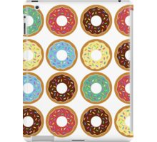 24 Donuts iPad Case/Skin