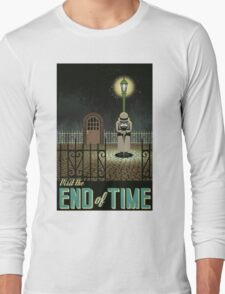 Chrono Trigger End of Time Long Sleeve T-Shirt