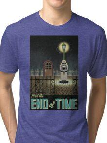 Chrono Trigger End of Time Tri-blend T-Shirt