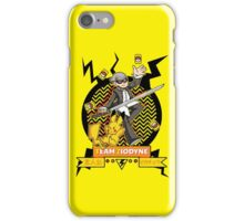 Pokemon x Persona - Team Ziodyne iPhone Case/Skin