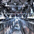 Locomotive by Gouzelka