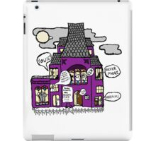 Happy Haunting iPad Case/Skin