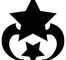 Obsidian Alcorian Star by Zilleniose