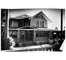 for sale beautiful two story in tarpon springs Poster