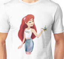 Ceci est une dinglehopper. Unisex T-Shirt