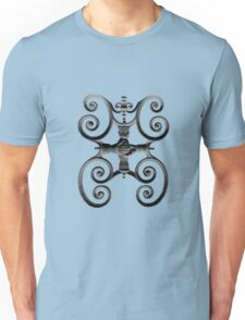 Clasped hands Unisex T-Shirt