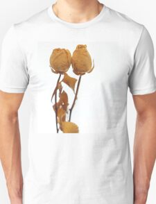 dried roses  Unisex T-Shirt