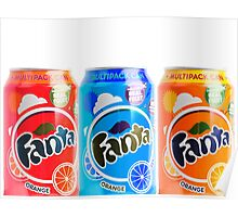 Different Fanta's Poster