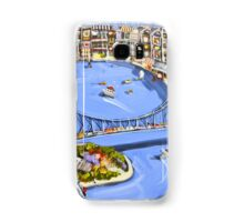 Under the bridge Samsung Galaxy Case/Skin