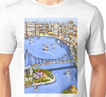 Under the bridge Unisex T-Shirt