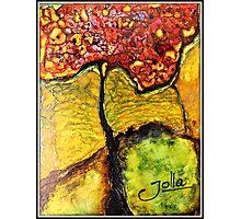 Tree of Wisdom.. Photographic Print