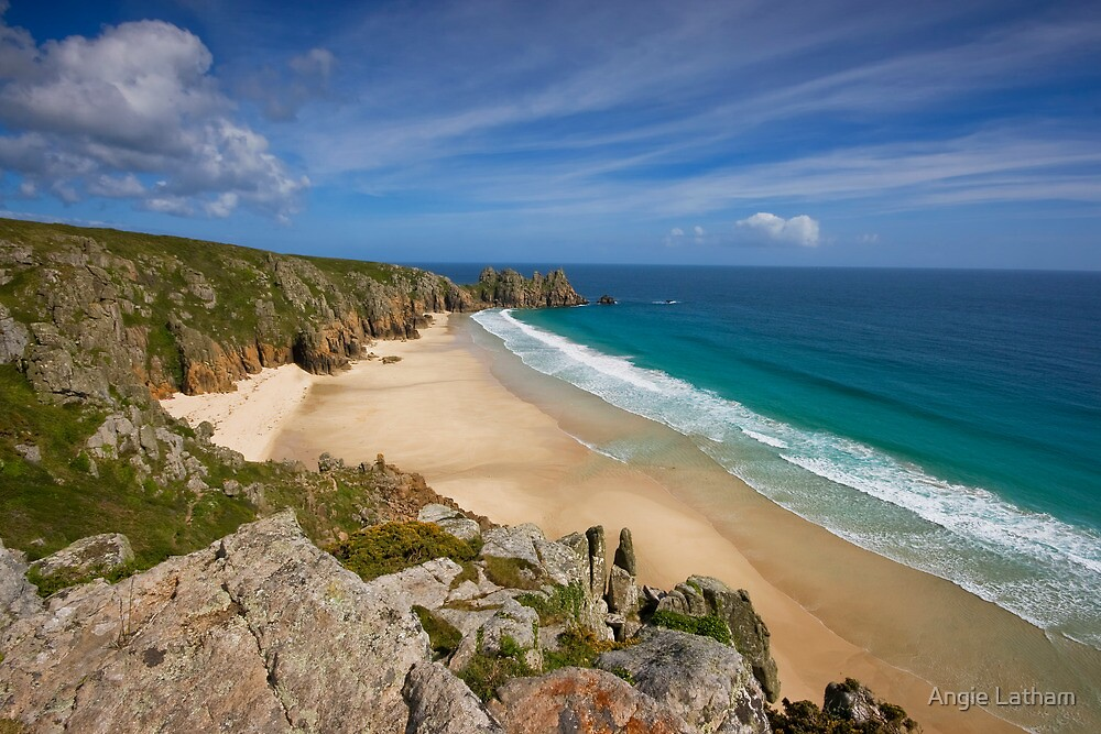Cornwall : Forever Summer by Angie Latham