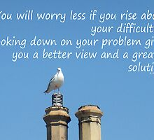 Rise above your difficulties -inspirational by sarnia2
