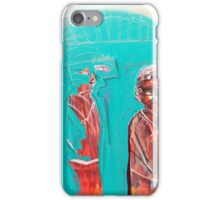 Slim slow slider iPhone Case/Skin