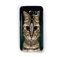 Jules Verne's Cat Samsung Galaxy Case/Skin