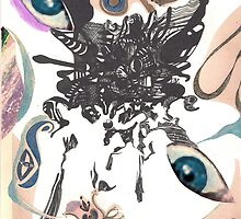 eyed collab too by doreen connors