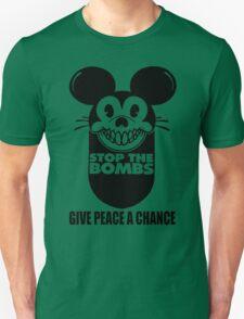 STOP THE BOMBS T-Shirt