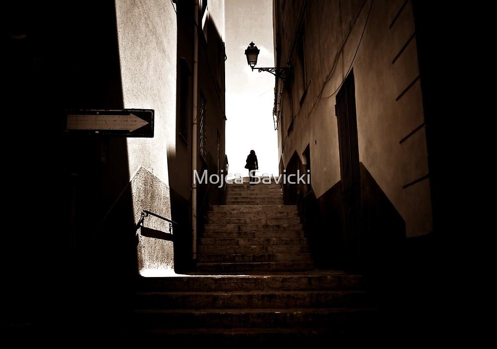 Ascension  by Mojca Savicki